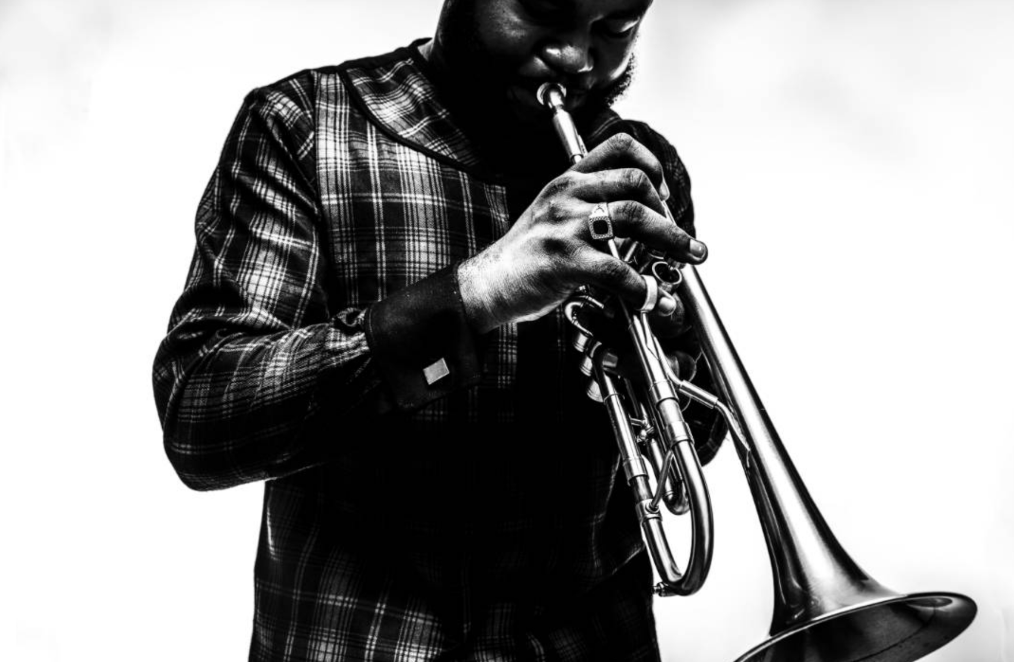 Trumpeter and composer Etuk Ubong is releasing a new album, titled Africa Today.