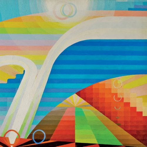 Strut is releasing a new album by Greg Foat, called Symphonie Pacifique.