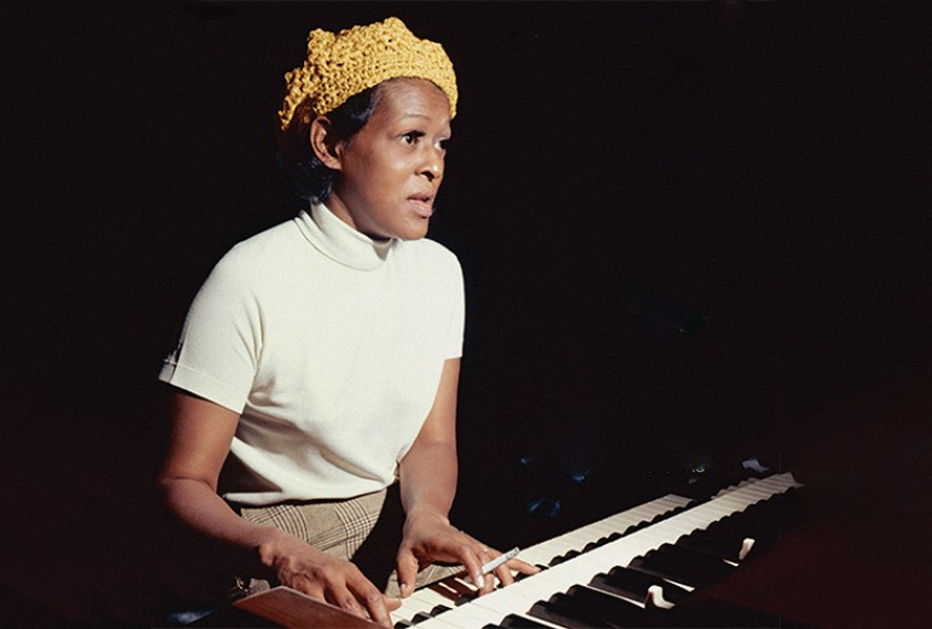 Gilles Peterson's Arc Records reissues Shirley Scott's One For Me.