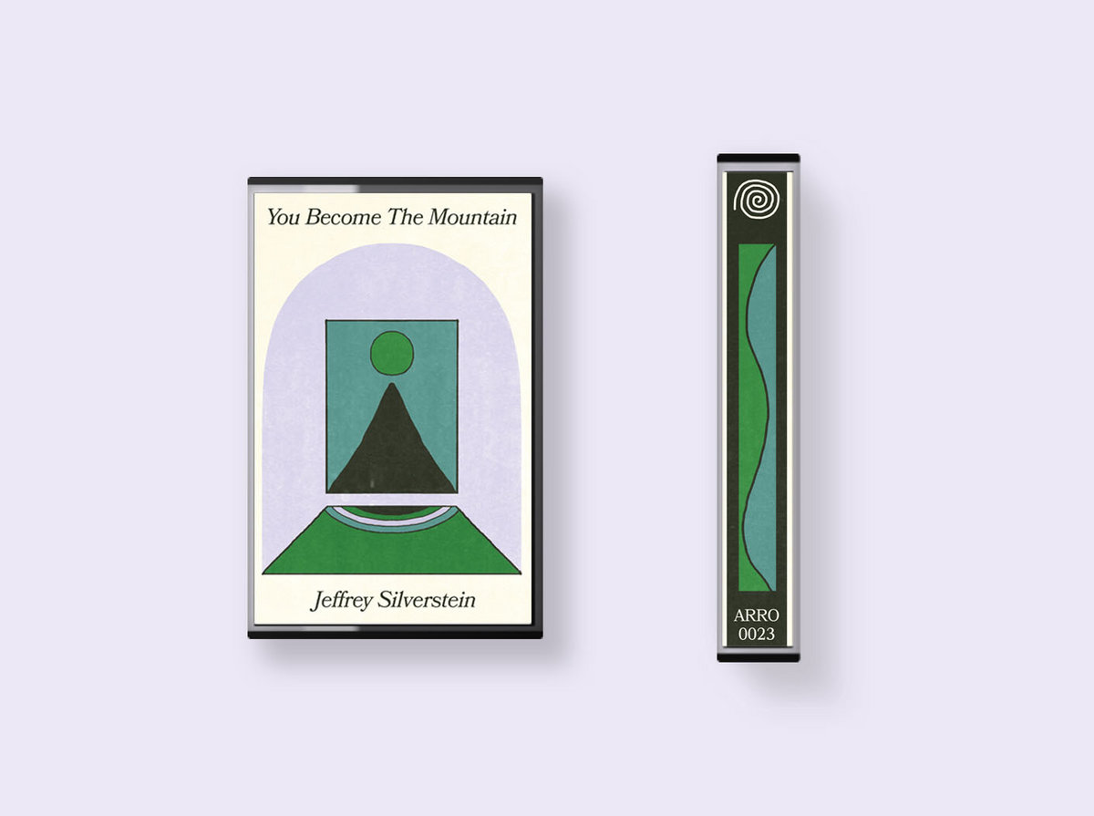 You Become The Mountain cassette