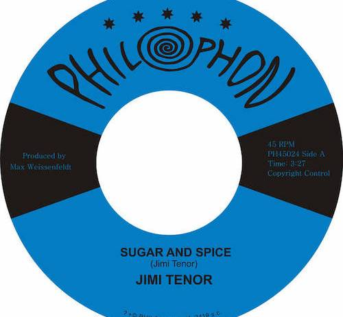 New music from Jimi Tenor.