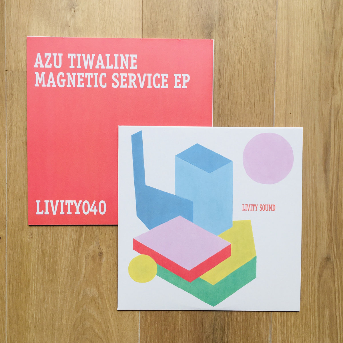 Azu Tiwaline debuts on Livity Sound with new EP.