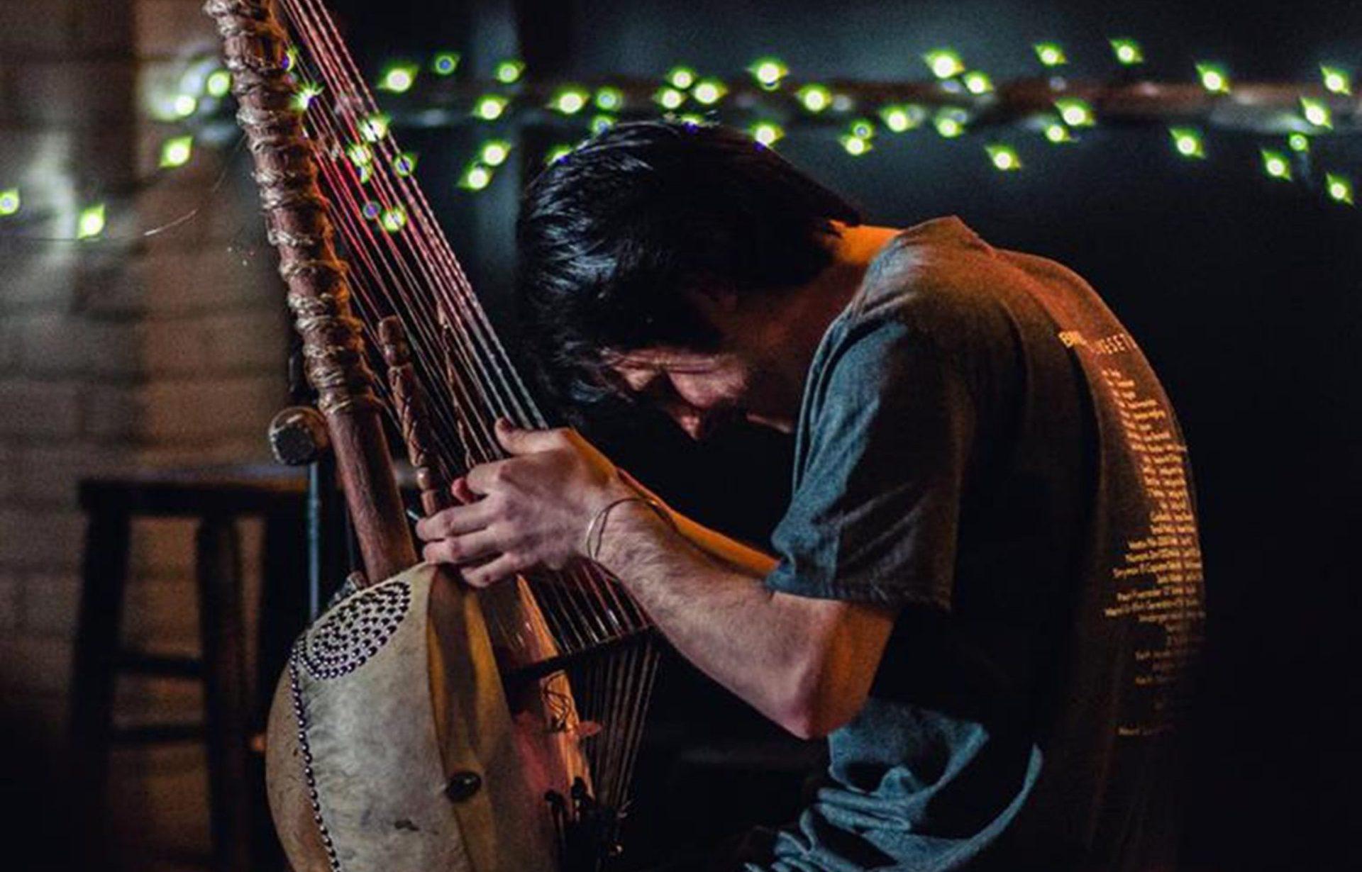 John Haycock - 'Honey Mango', ft Sarathy Korwar.