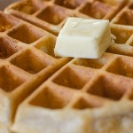 Crispy Cinnamon Waffles   Twisted Tastes
