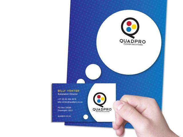 quadpro stationery