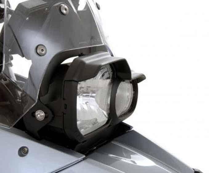 BMW 800GS|A Headlight Anti-Glare Shield