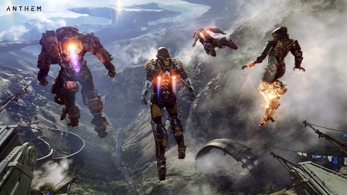 Anthem Day One Update Includes Many Bug Fixes and Performance Improvements