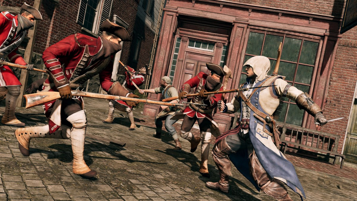 Assassin's Creed 3 Remastered Update Has Fixed The Lighting and Terrible Faces