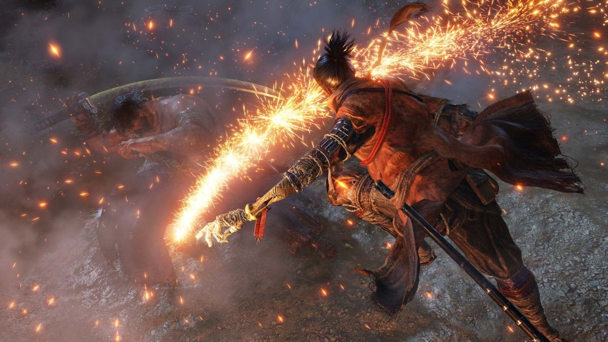 Download Sekiro: Shadows Die Twice Launch Dynamic Theme For Free