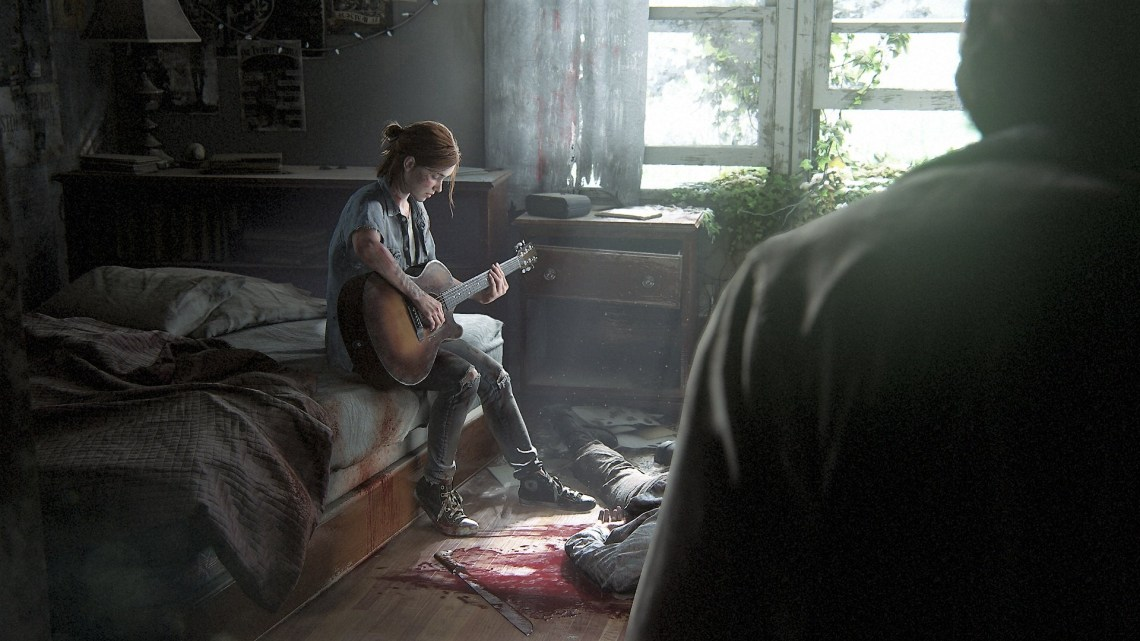 the last of us part 2 behind closed doors