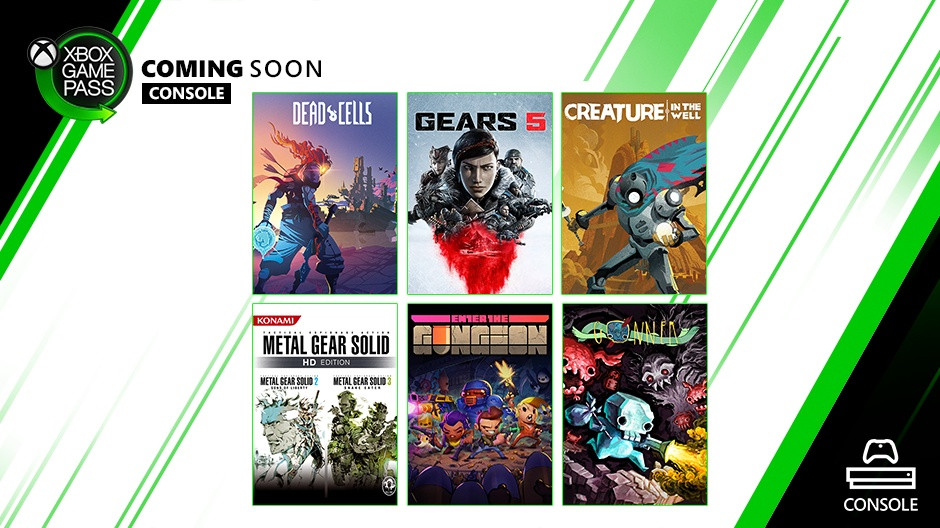 xbox game pass september 2019