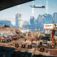 Cyberpunk 2077 4K Screenshots Show A Night City Full of Life