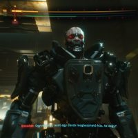 Cyberpunk 2077 New Screenshots Show a Menacing Mech, Pre-Load Reportedly Up In Russia