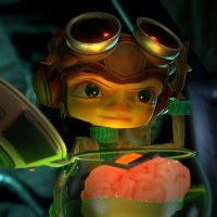 Psychonauts 2 Gets New Screenshots, Runs at 4K and Optimized For Xbox Series