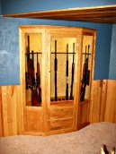 gun cabinet 10