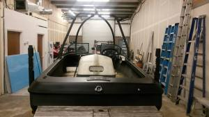 Vehicle wrap facility in Nashville