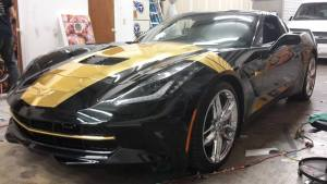 Changing the look of your car with vehicle wrap