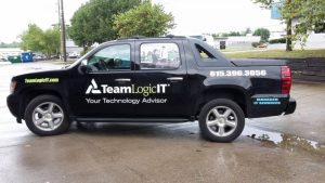 Increase brand awareness with vehicle wraps
