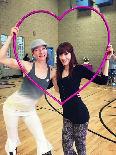 Romancing The Hoop Workshop1