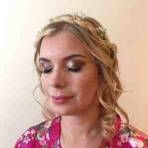 Beautiful bridal make up