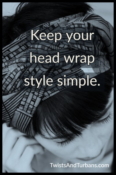 Beginner's Guide To Head Wraps