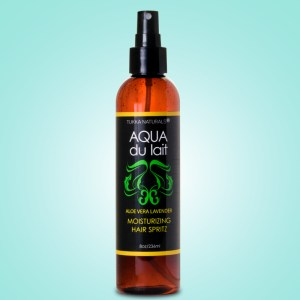 aqua du lait hair mist