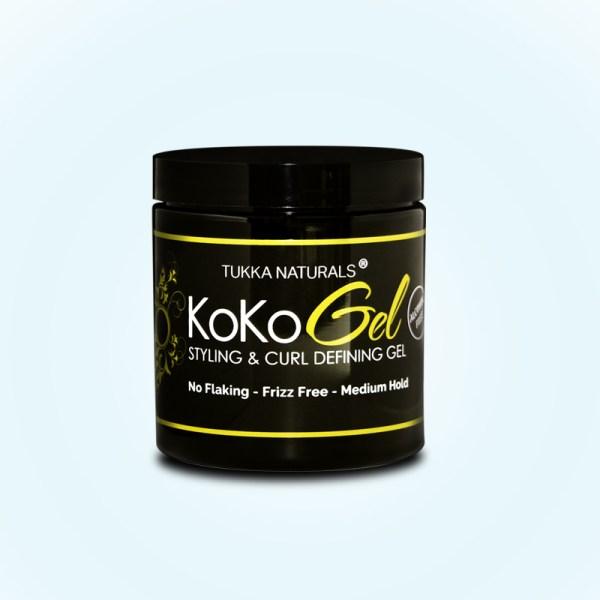 koko hair styling gel