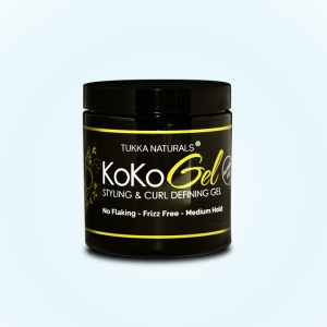 koko hair styling gel