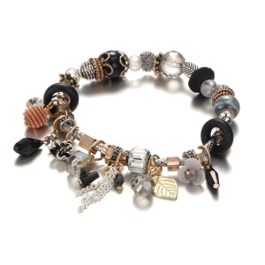 Vintage Charm Crystal Bracelets
