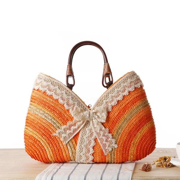 Bali Handmade Rattan Handbag