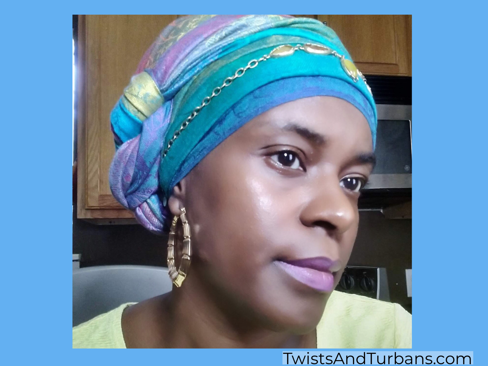 Stylish Head Wraps | Natural Hair