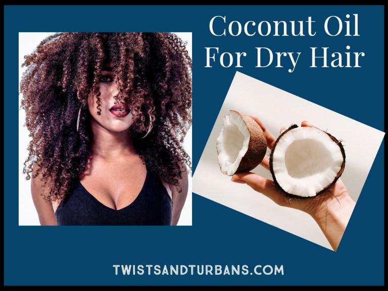 Coconut Oil For Dry Hair | Stop Using It Incorrectly