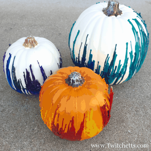 Pumpkin Decorating With Roseart Crayons