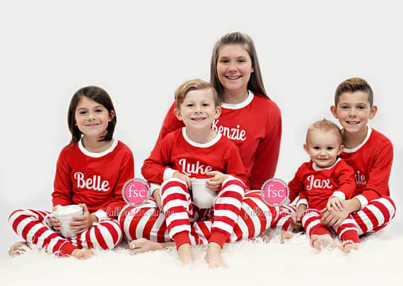 7 Best Matching Family Christmas Pajamas Youll Absolutely
