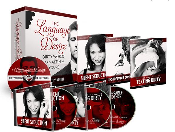 anguage of desire audiobook