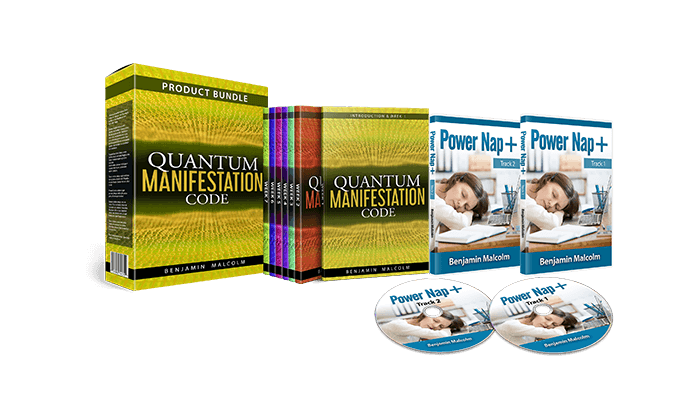 Quantum Manifestation Code review