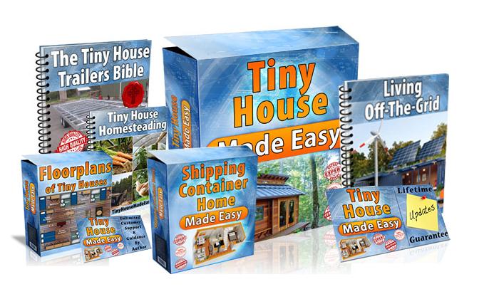 Tiny house review bonus