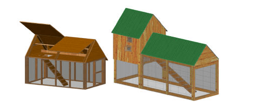 building a chicken coop by bill keene