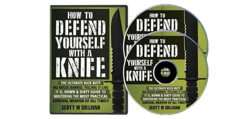 How To Defend Yourself With A Knife review
