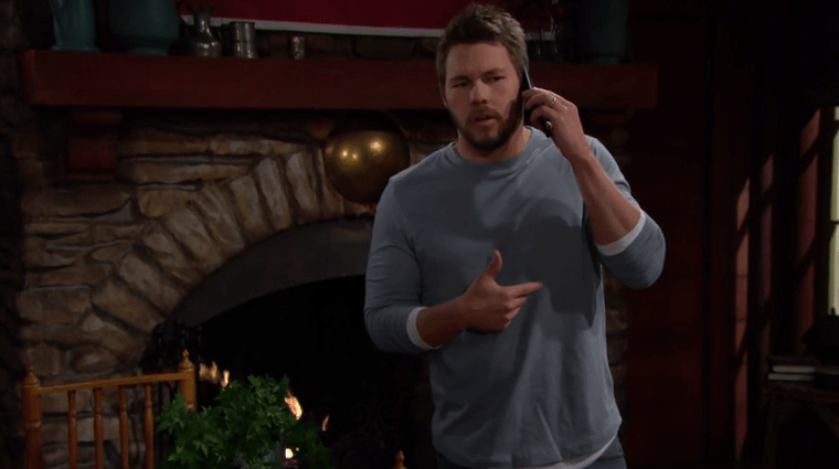 the bold and the beautiful liam parla con steffy