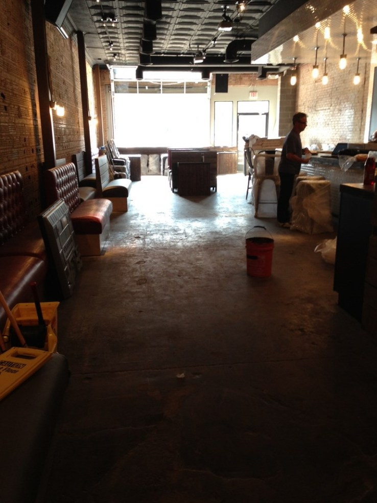 Greenville Bar And Restaurant Commercial Cleaning Service