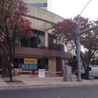 The Centrum Building - Mattitos Restaurant Deep Glass Cleaning in Dallas, TX