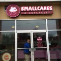 Small Cakes Bakery Post construction Clean Up at Mockingbird Station in Dallas, Texas