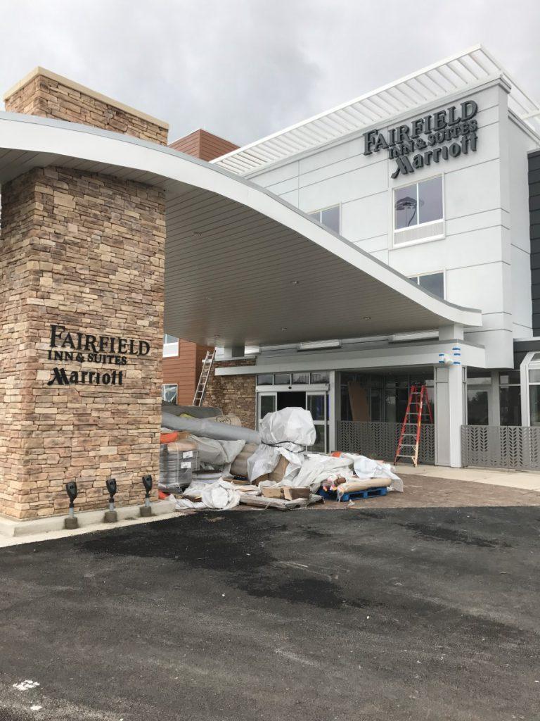 Fairfield Inn Suites Hotel Marriott Post Construction Cleaning in Van Texas 016 768x1024 Hotel Marriott Post Construction Cleaning in Van, TX