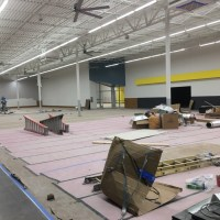 Gold Gym Rough Post Construction Cleaning in Wichita Falls, TX