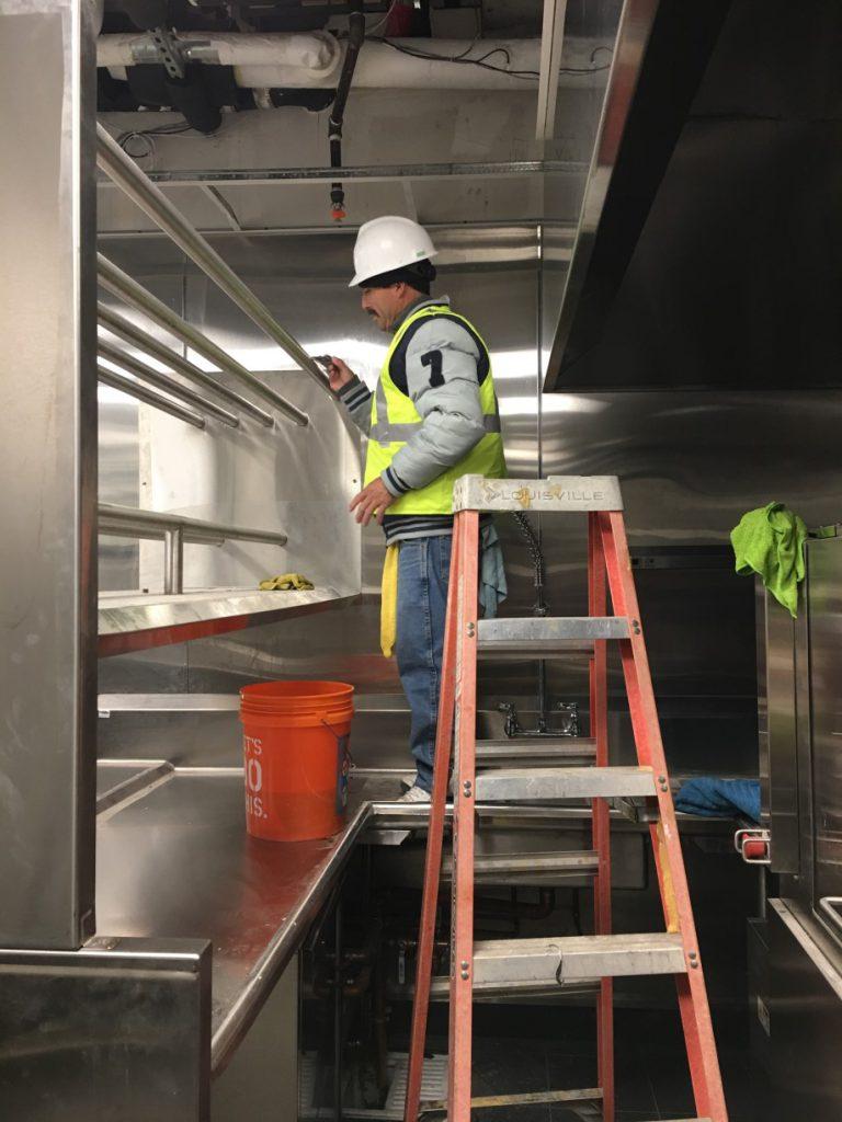 The Henry Restaurant Rough Post Construction Cleaning in Dallas TX 014 768x1024 The Henry Restaurant Rough Post Construction Cleaning in Dallas, TX