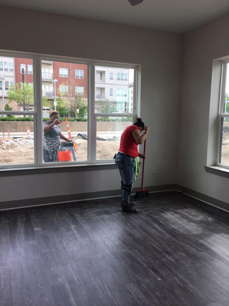 Apartment Complex Rough Post Construction Clean Up in Las Colinas TX 021 768x1024 Apartment Complex Rough Post Construction Clean Up in Las Colinas, TX