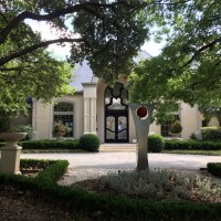 Large Corner Mansion Final Post Construction Cleaning in Dallas, TX
