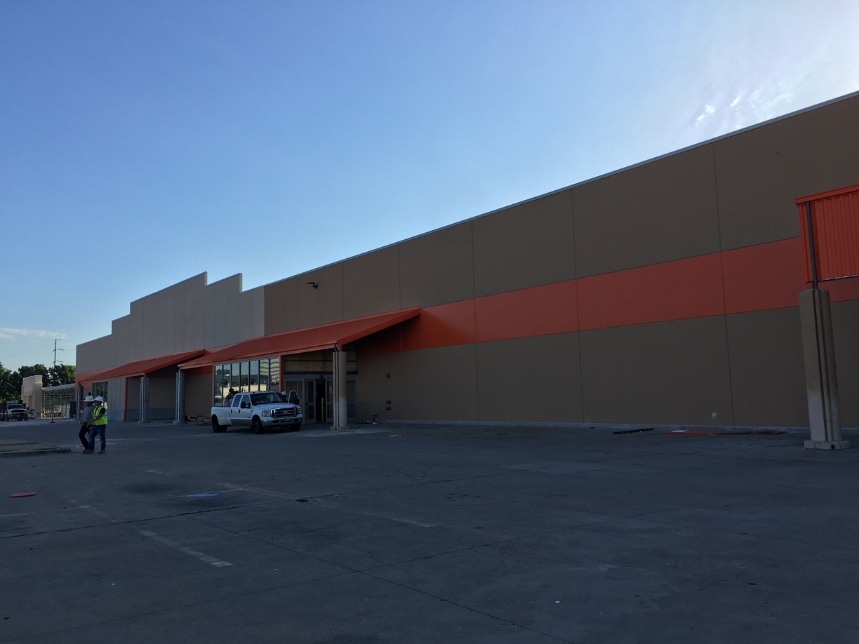 %name Home Depot Post Construction Cleaning Service in Dallas, TX