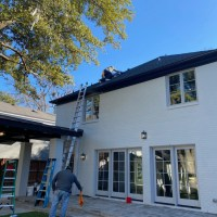 Large House Final Post Construction Cleaning in Highland Park, TX